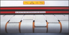 Conveyor Feed Roller & Belts
