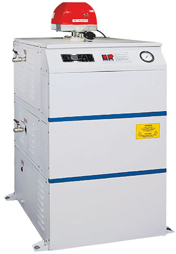 Steam Generator. Diesel/Gas Fired. Fully Automatic.