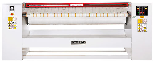 Flatwork Drying Ironer. Ø380-2000L