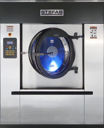 Washer Extractor. High Spin. Soft Mount.