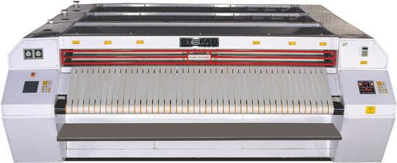 Flatwork Drying Ironer. Ø830-3300L
