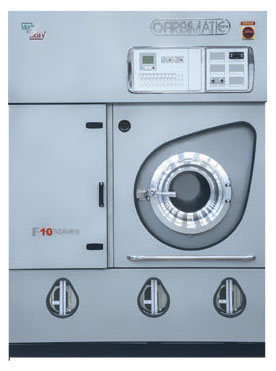Firbimatic, Italy, Dry-to-Dry, Perc - Drycleaning Machines