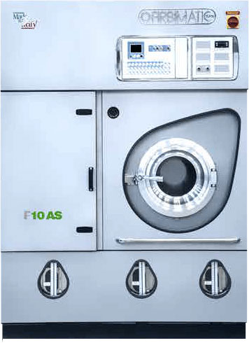 Firbimatic, Italy, Dry-to-Dry, Hydro-Carbon - Drycleaning Machines