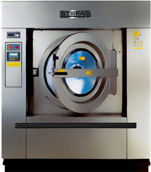 Washer Extractors. High Spin. Soft Mount.