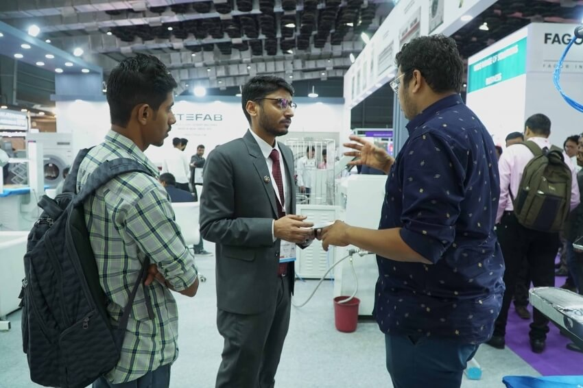 Laundrex - India's No.1 expo for the laundry sector